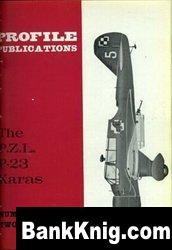 Книга Pzl P-23 Karas  [Aircraft Profile 104]