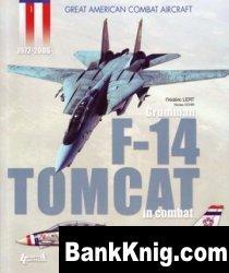 Книга Grumman F-14 Tomcat in combat