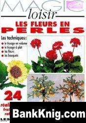 Журнал Magic Loisir les fleurs en perles №158 2003