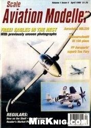 Журнал Scale Aviation Modeller №4 1995
