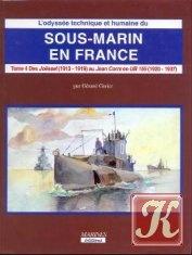 Книга Sous-marin en France. Tome IV