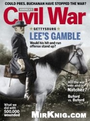 Журнал Americas Civil War 2010-07