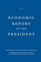 Книга Economic Report of the President 2010