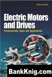 Книга Electric Motors & Drives