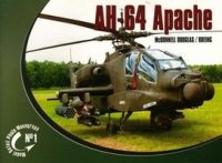 Книга Model Detail Photo Monograph №1: AH-64 Apache.