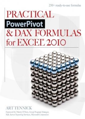 Журнал Practical PowerPivot & DAX Formulas for EXCEL 2010