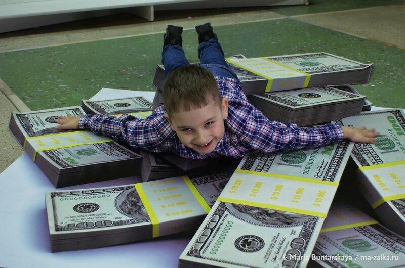 Открытие 3d-галереи, Саратов, Детский мир, 05 апреля 2015 года