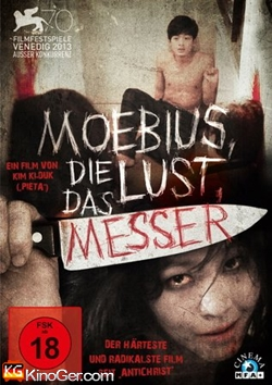 Moebius, die Lust, das Messer (2013)