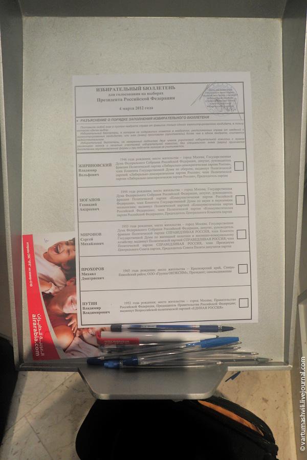 Выборы в ОАЭ, 2012 г.