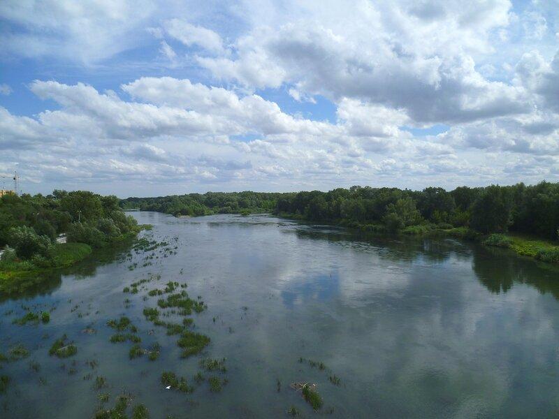 Семипалатинск - река Семипалатинка (Semipalatinsk - River Semipalatinka)