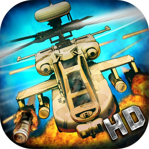 CHAOS Боевые вертолеты HD