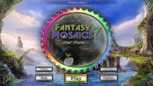 Download Fantasy Mosaics 7: Our Home