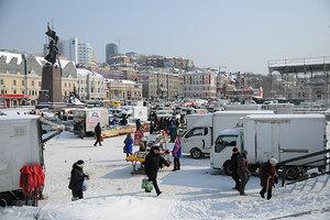 21 февраля во Владивостоке развернётся продовольственная ярмарка