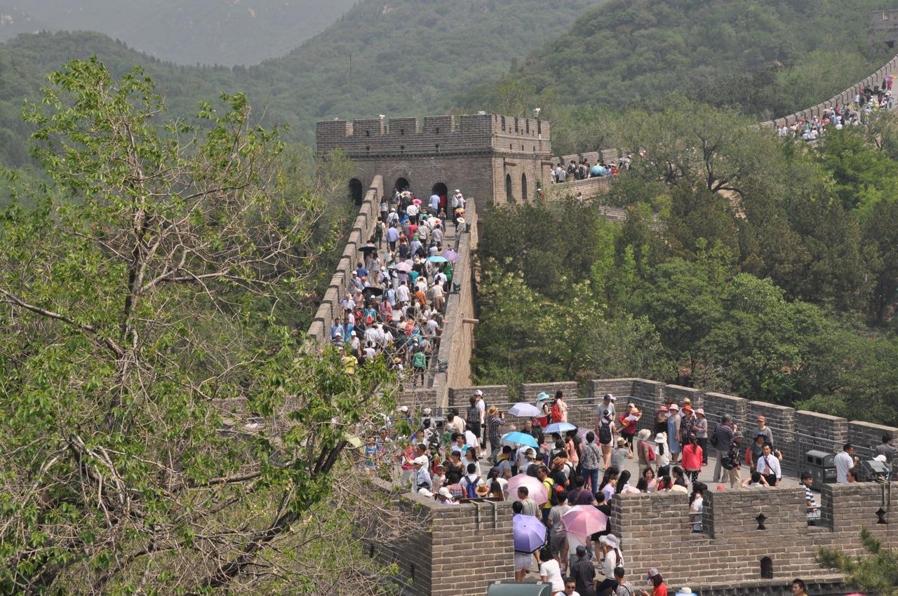 Великая Китайская Стена соответствует сразу пяти критериям ЮНЕСКО