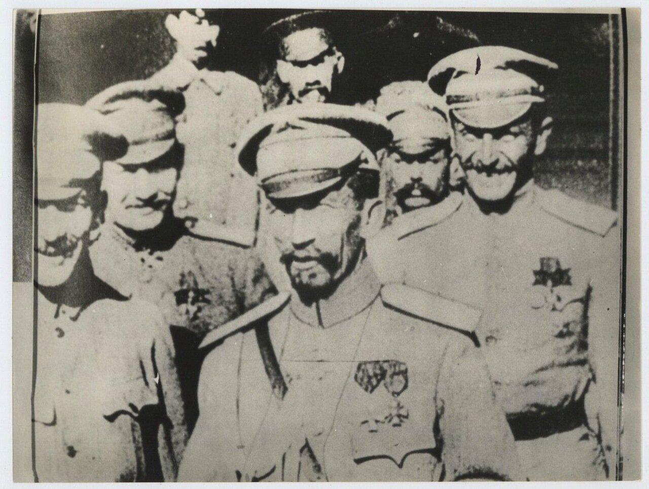 1917. Генерал Корнилов