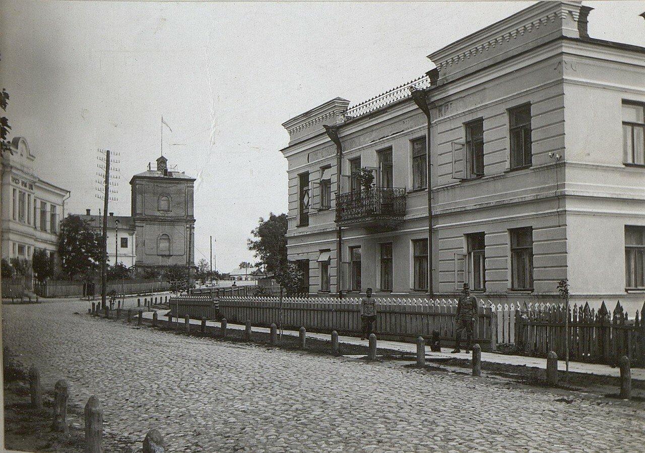 Городская Управа и Дума