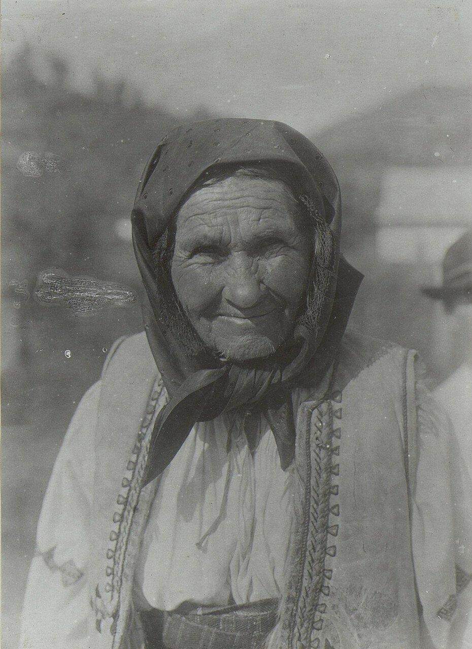 Бессарабская цыганка