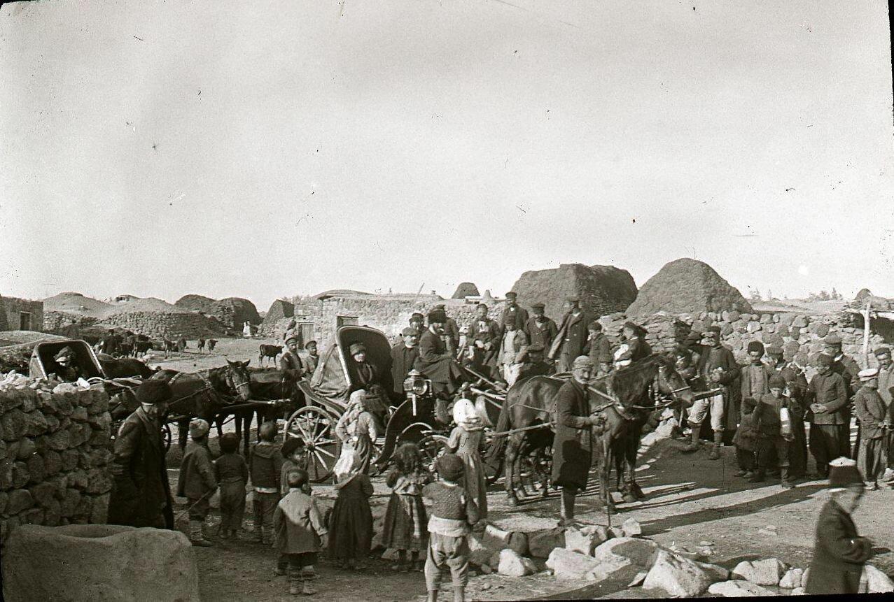 52. Деревня в окрестностях Ани