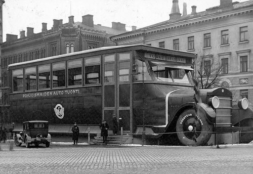 3 Автомагазин. Хельсинки, 1927 год..jpg