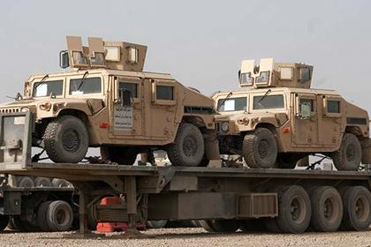Американская армия выбирает компанию, которая будет поставлять легкие бронемашины