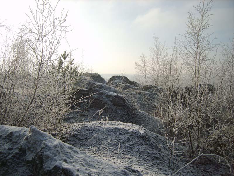 Воскресенск гора