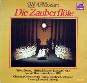 Mozart - Die Zauberflöte (1974) [Europa Klassik, 1243]