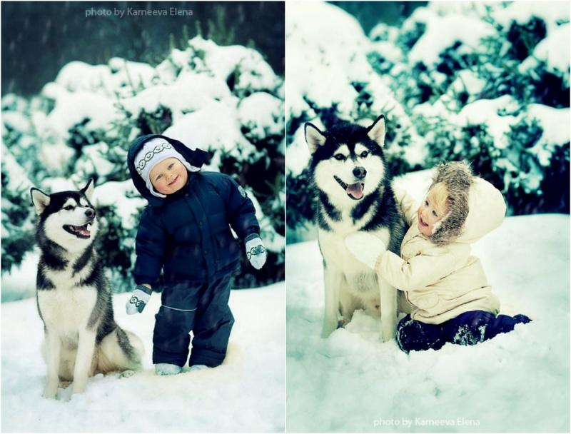 Зимняя сказка от детского фотографа 0 13630d e0ab1c2 orig