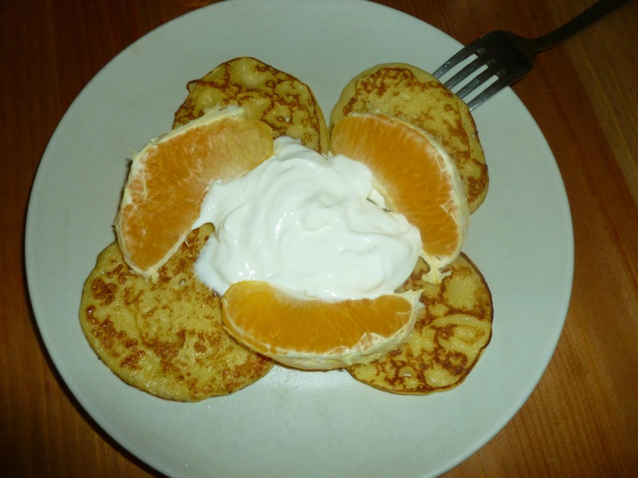 Maroosya pancakes from Pumpkin