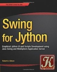 Книга Книга Swing for Jython