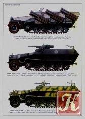 Книга Книга Гусеничный боетранспортер SD KFZ 251