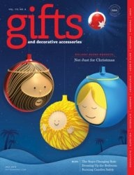 Журнал Gifts and Decorative Accessories №6 2012