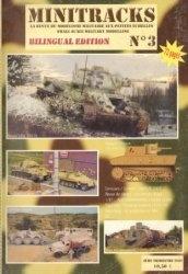 Книга Minitracks № 3 - Small Scale Military Modeling