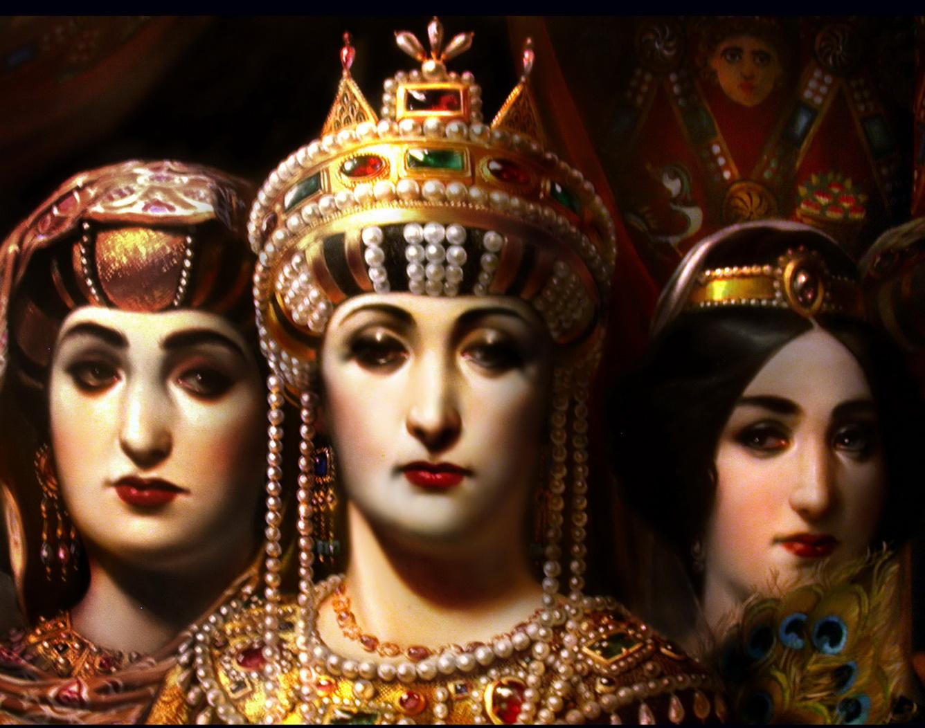 Ожившая Византия