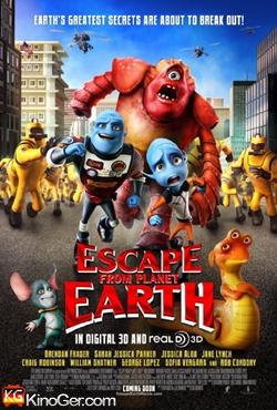 Nix wie weg - vom Planeten Erde (2013)