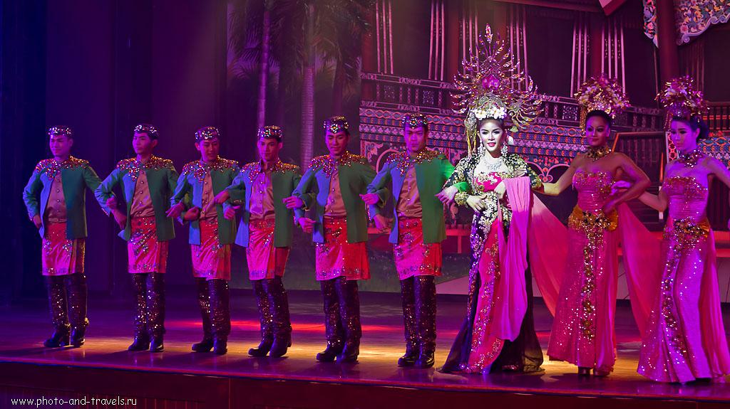 """6. Исполняют турецкий танец. Отзыв о походе на шоу трансвеститов """"Alcazar Show"""" в Паттайе. Поездка в Таиланд самостоятельно."""