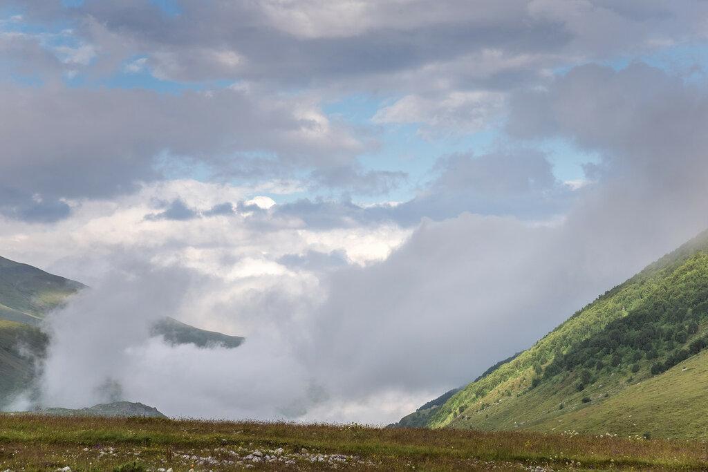 Северная Осетия. ИзДигории вБалкарию– часть6