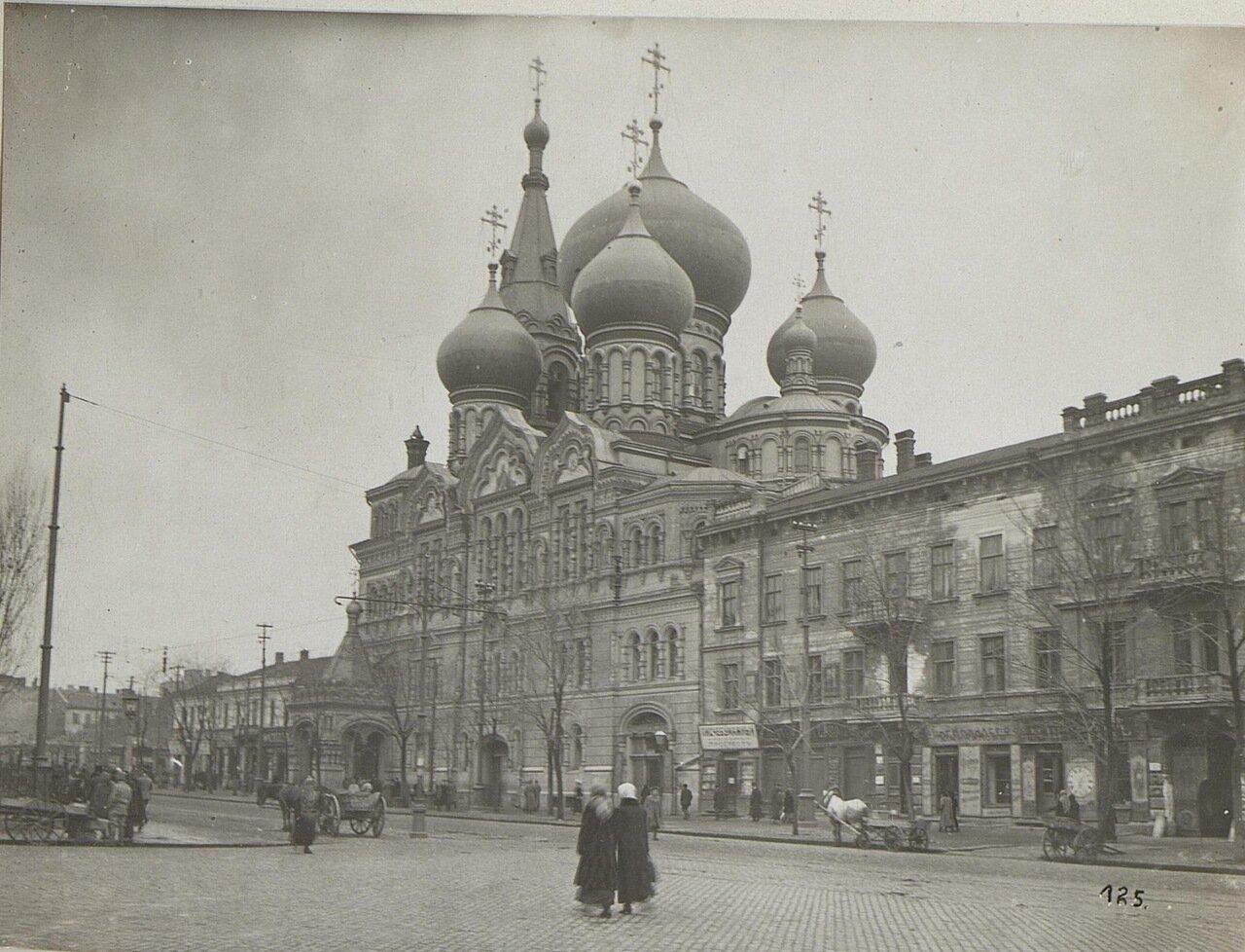 Свято-Пантелеймоновский собор на Пантелеймоновской улице