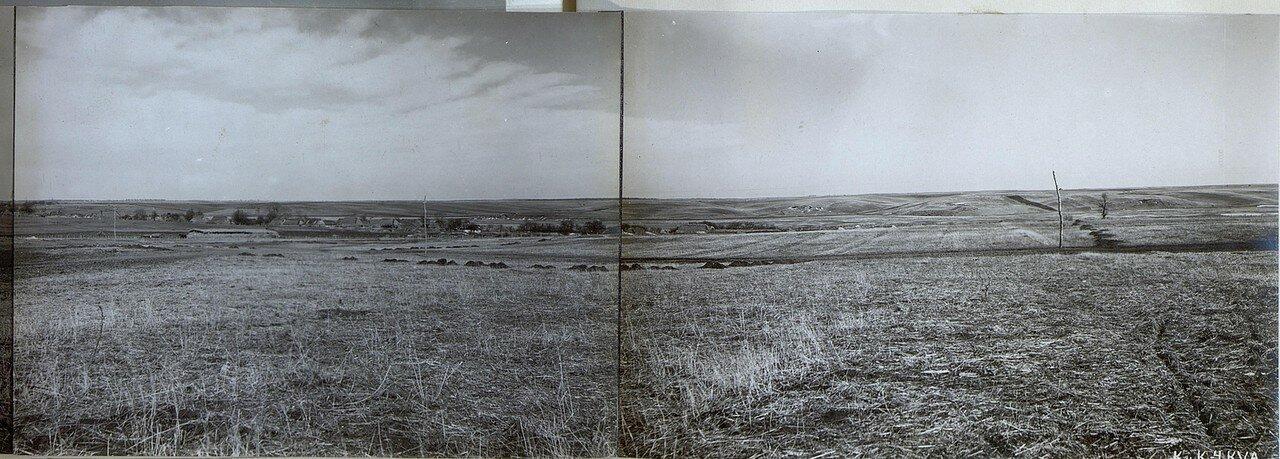 Локачи. Панорама села