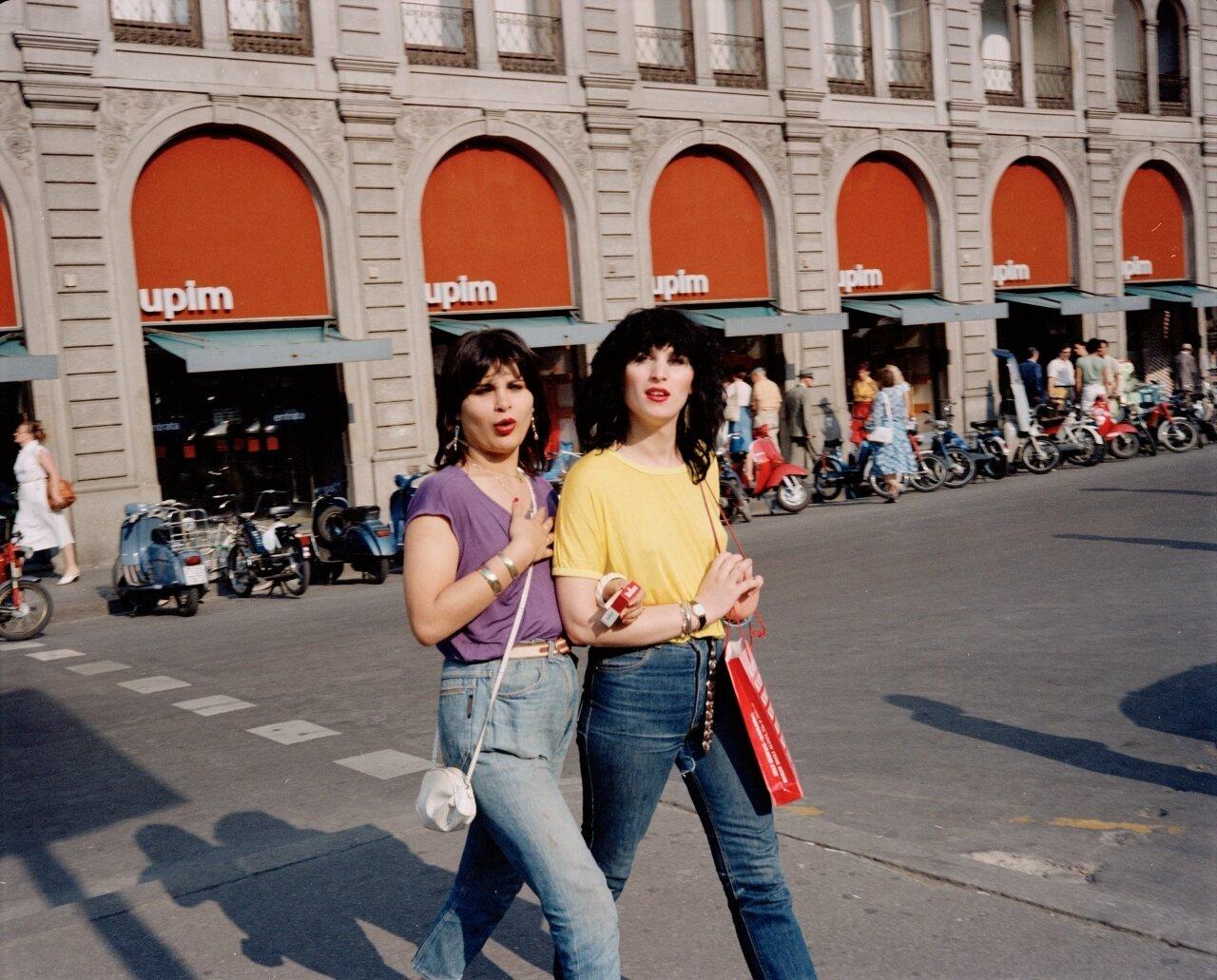 Флоренция, 1983