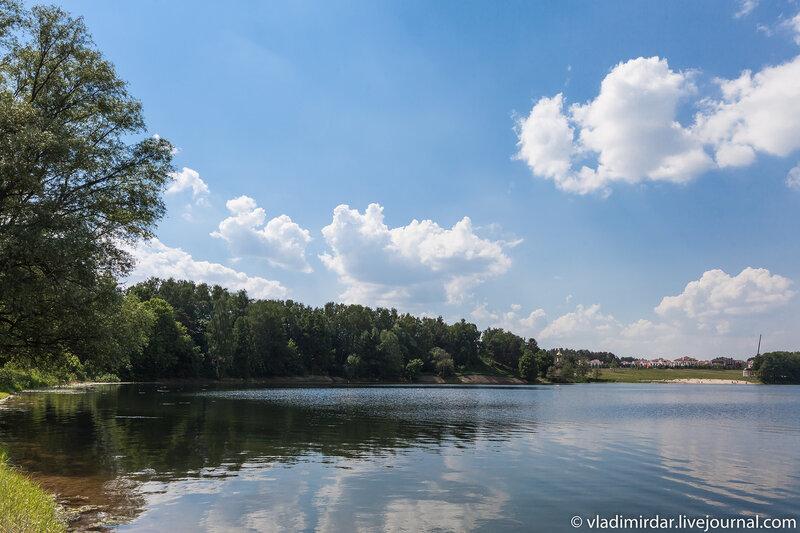 Большой Сухановский пруд