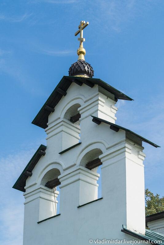 Звонница Храма Николая Чудотворца в Петровском