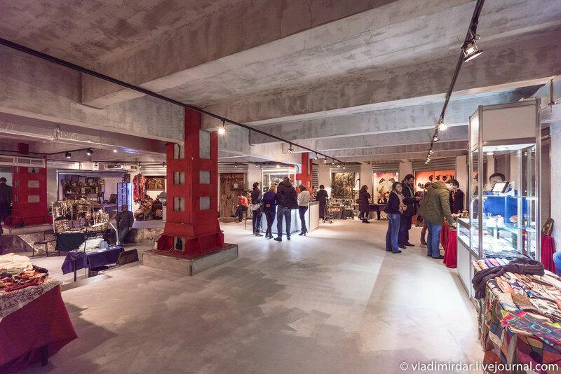 Выставка-салон «Золотой ярлык» в Центре несовременного искусства