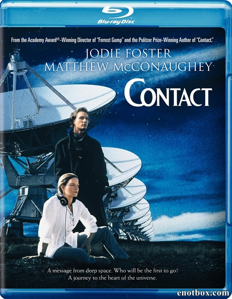 Контакт / Contact (1997/BDRip/HDRip)