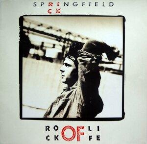 Rick Springfield – Rock Of Life (1988) [RCA, PL86620]