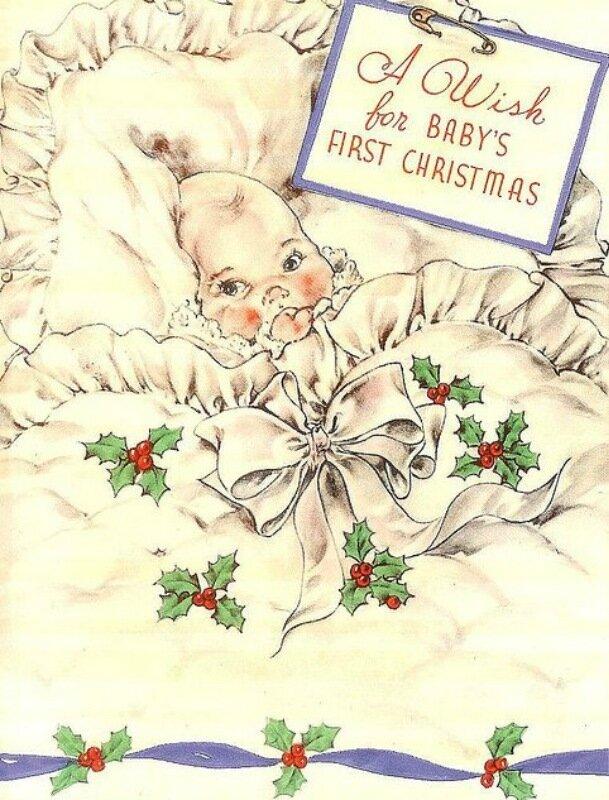 Открытка, рождественские открытки английский язык