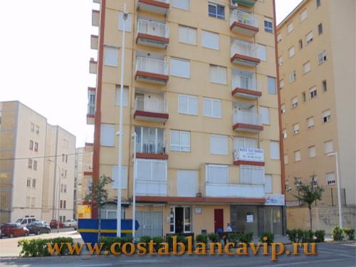 Квартира в Gandia, Квартира в Гандии, банковская квартира, залоговая недвижимость, недвижимость в Испании, квартира в Испании, недвижимость в Гандии, Коста Бланка, CostablancaVIP, Гандия, Gandia, квартира на пляже