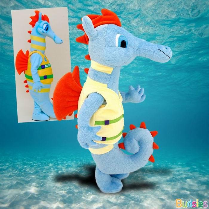 Плюшевые игрушки по рисункам маленьких клиентов. Alex Furmansky и компания Budsies.