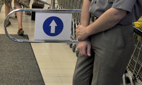 Маша имеет ли право охранник магазина досматривать покупателя секс это