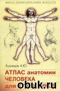Книга Атлас анатомии человека для художников