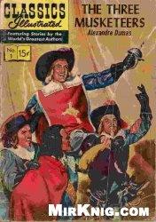 Книга Classics illustrated - The Three Musketeers